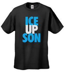 ICE UP SON Steve Smith Panthers T-Shirt