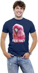 I'm So Fancy Men T-Shirt Soft Cotton Short Sleeve Tee