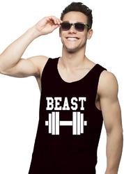 Beast Men Tank Top[