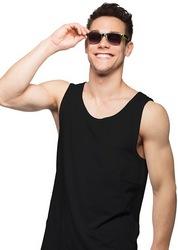 Men's Plain Tank Top