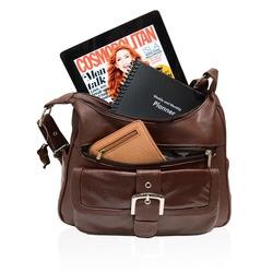 AFONiE The Classic Women Leather Shoulder Bag