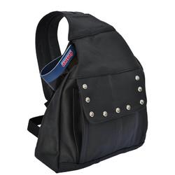 Leather Backpack Convertible Shoulder Strap