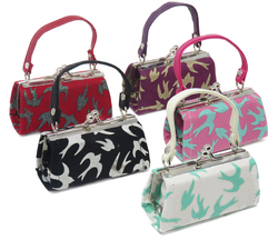Birds Kiss lock Coin Purse-Assorted Colors