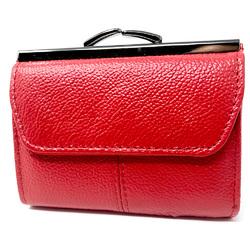 Womens Bi-Fold Leather Wallet