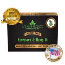 Rosemary & Hemp Oil Soap
