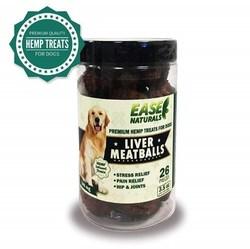Hemp Liver Meatballs
