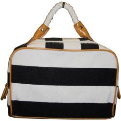 Strips Toiletry Bag