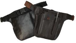 Genuine Leather Organizer Pouch