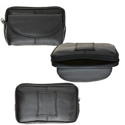 Genuine Leather Glasses Case