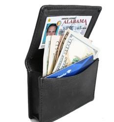 AFONiE RFID-Leather Card Case Wallet