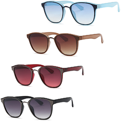 Colorful Sunglasses (4 Pack)