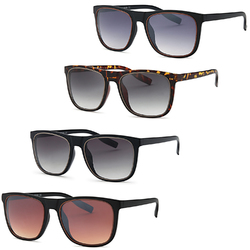 Squared Sunglasses (4 Pack)
