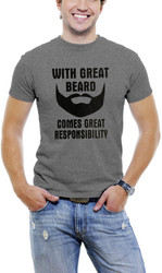 With Great Beard Come Great Responsibility
