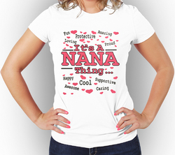 It's A NANA Thing Women T-shirt