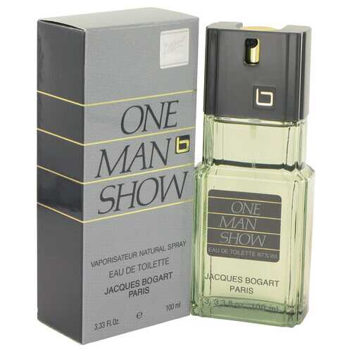 ONE MAN SHOW by Jacques Bogart Eau De Toilette Spray 3.3 oz (Men)