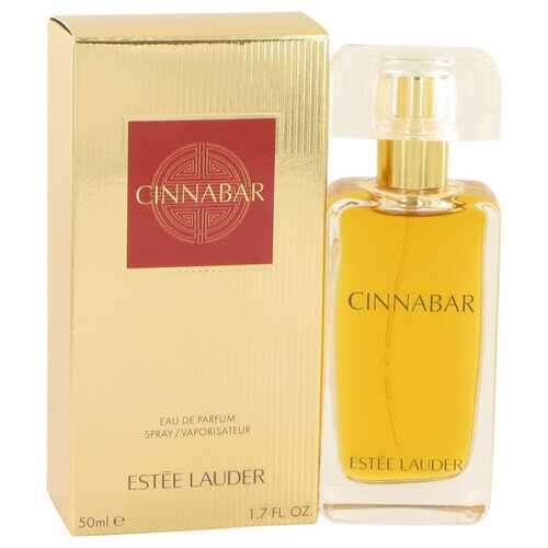 CINNABAR by Estee Lauder Eau De Parfum Spray (New Packaging) 1.7 oz (Women)