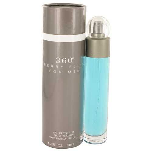 perry ellis 360 by Perry Ellis Eau De Toilette Spray 1.7 oz (Men)