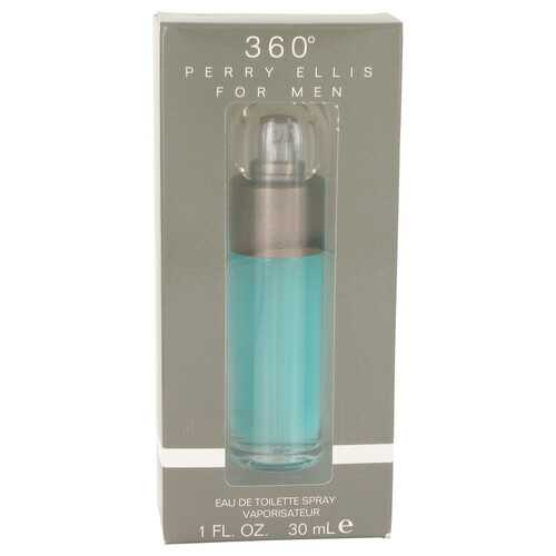 perry ellis 360 by Perry Ellis Eau De Toilette Spray 1 oz (Men)