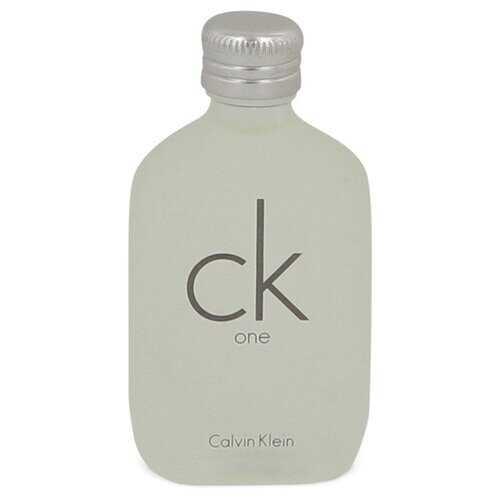 CK ONE by Calvin Klein Eau De Toilette .5 oz (Men)