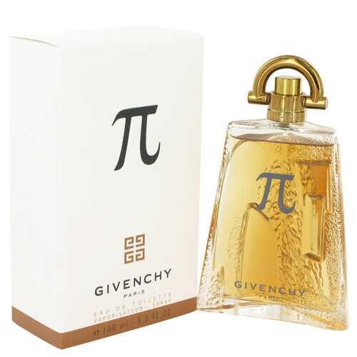 PI by Givenchy Eau De Toilette Spray 3.3 oz (Men)