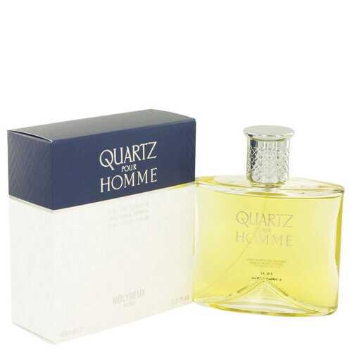 QUARTZ by Molyneux Eau De Toilette Spray 3.4 oz (Men)