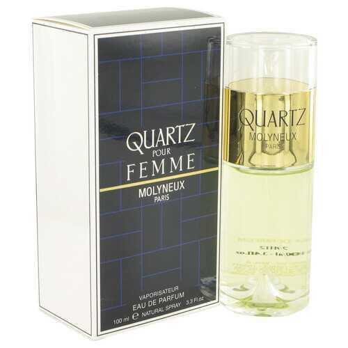QUARTZ by Molyneux Eau De Parfum Spray 3.4 oz (Women)