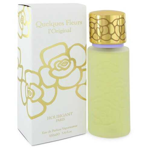 QUELQUES FLEURS by Houbigant Eau De Parfum Spray 3.4 oz (Women)