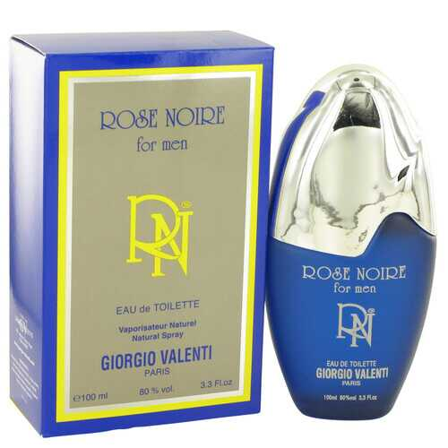 ROSE NOIRE by Giorgio Valenti Eau De Toilette Spray 3.4 oz (Men)