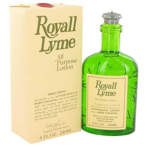 ROYALL LYME by Royall Fragrances All Purpose Lotion / Cologne 8 oz (Men)