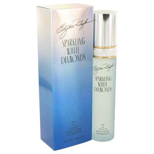 Sparkling White Diamonds by Elizabeth Taylor Eau De Toilette Spray 1.7 oz (Women)