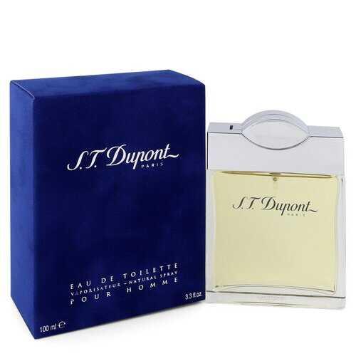 ST DUPONT by St Dupont Eau De Toilette Spray 3.4 oz (Men)