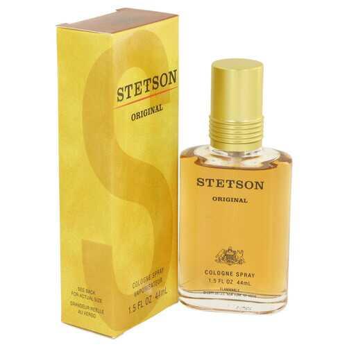 STETSON by Coty Cologne Spray 1.5 oz (Men)