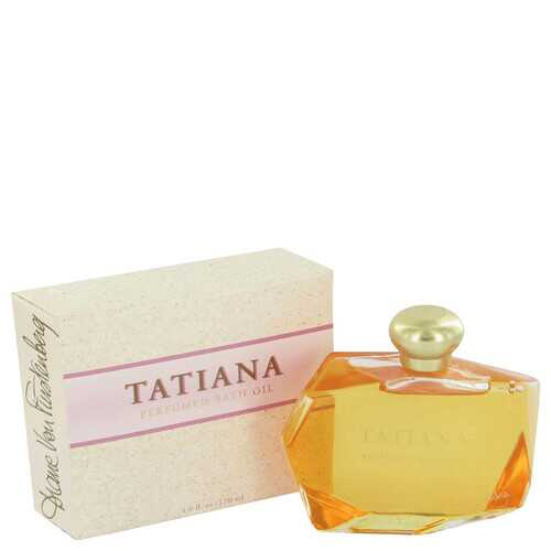 TATIANA by Diane von Furstenberg Bath Oil 4 oz (Women)