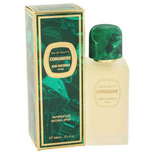 CORIANDRE by Jean Couturier Eau De Toilette Spray 3.4 oz (Women)
