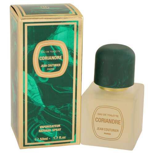 CORIANDRE by Jean Couturier Eau De Toilette Spray 1.7 oz (Women)