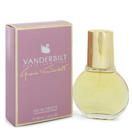 VANDERBILT by Gloria Vanderbilt Eau De Toilette Spray 1 oz (Women)
