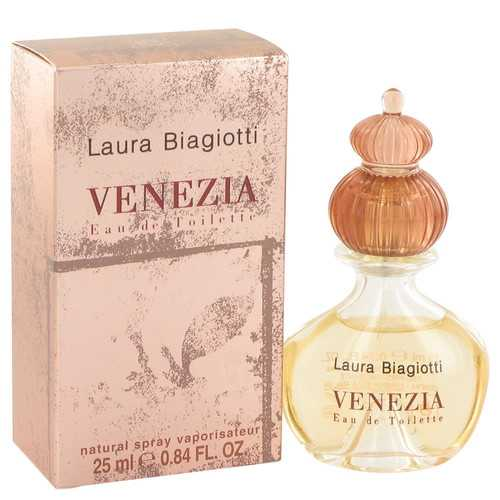Venezia by Laura Biagiotti Eau De Toilette Spray .84 oz (Women)