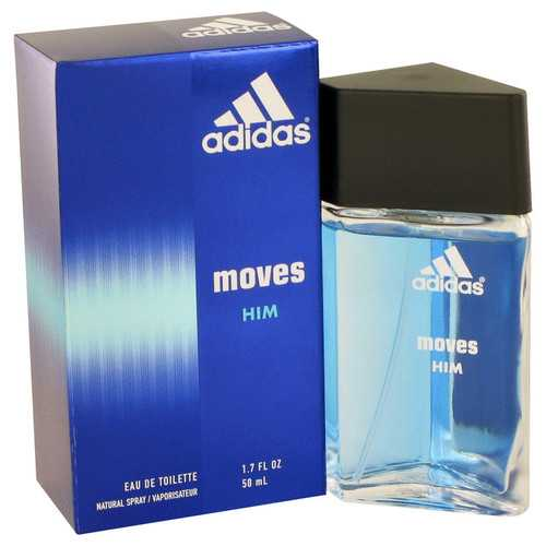 Adidas Moves by Adidas Eau De Toilette Spray 1.7 oz (Men)