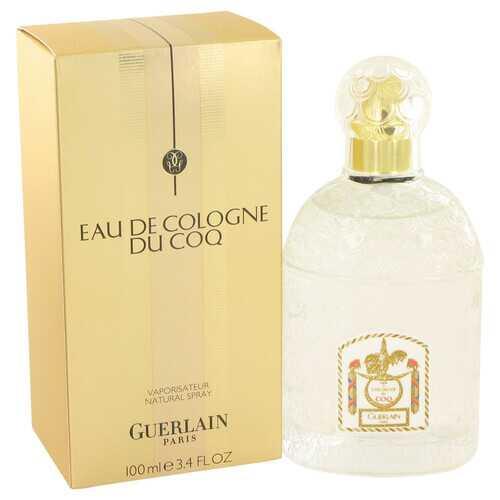 Du Coq by Guerlain Eau De Cologne Spray 3.4 oz (Men)