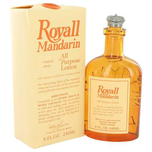 Royall Mandarin by Royall Fragrances All Purpose Lotion / Cologne 8 oz (Men)