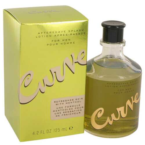 CURVE by Liz Claiborne After Shave 4.2 oz (Men)