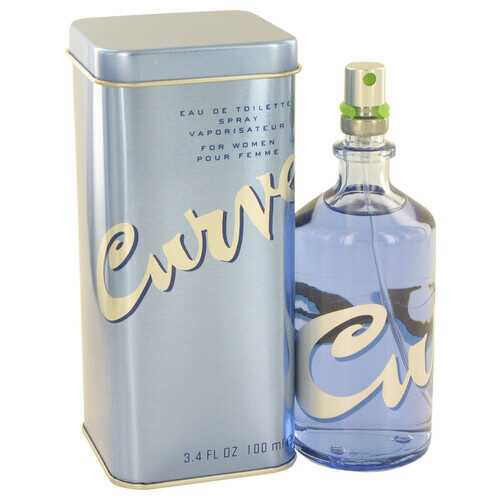 CURVE by Liz Claiborne Eau De Toilette Spray 3.4 oz (Women)