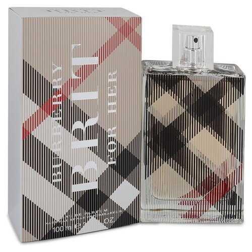 Burberry Brit by Burberry Eau De Parfum Spray 3.4 oz (Women)