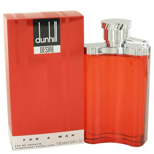 DESIRE by Alfred Dunhill Eau De Toilette Spray 3.4 oz (Men)