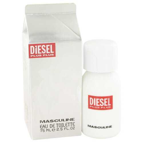 DIESEL PLUS PLUS by Diesel Eau De Toilette Spray 2.5 oz (Men)