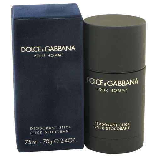DOLCE & GABBANA by Dolce & Gabbana Deodorant Stick 2.5 oz (Men)