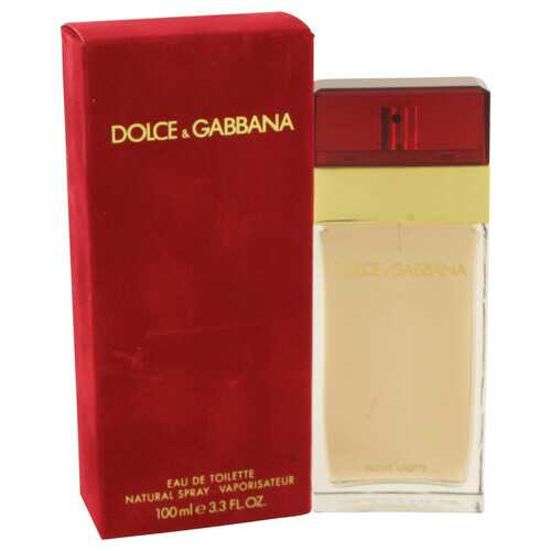 DOLCE & GABBANA by Dolce & Gabbana Eau De Toilette Spray 3.3 oz (Women)