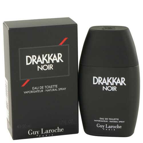 DRAKKAR NOIR by Guy Laroche Eau De Toilette Spray 1.7 oz (Men)