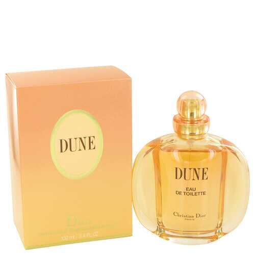 DUNE by Christian Dior Eau De Toilette Spray 3.4 oz (Women)
