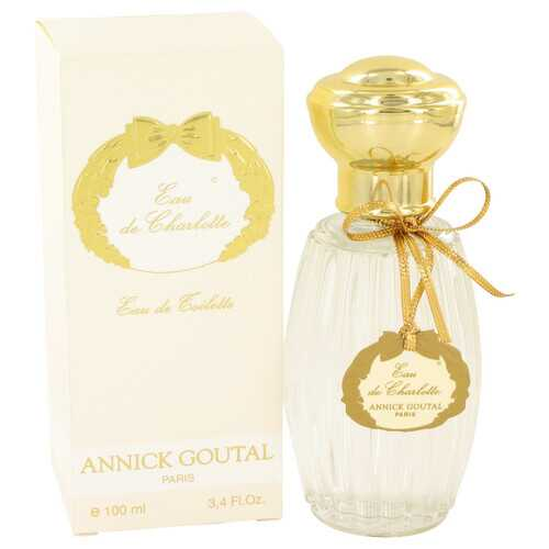EAU DE CHARLOTTE by Annick Goutal Eau De Toilette Spray 3.4 oz (Women)